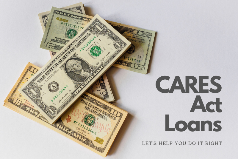 What Does The CARES Act Mean For Your Washington DC Small Business?
