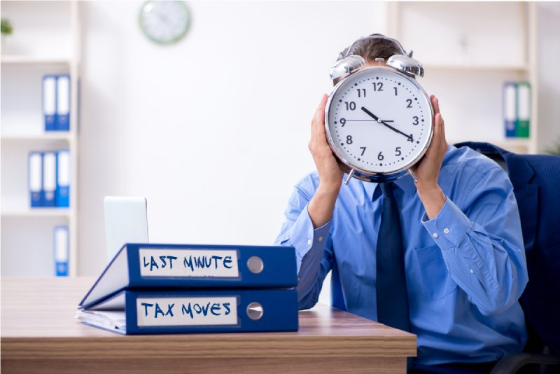 Ultra Last Minute Tax Moves for Washington DC Businesses