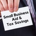 Six Options For Washington DC Small Business Aid And Tax Savings